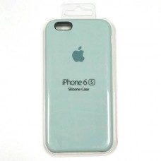 Чехол iPhone 6 Soft-Touch Silicone Case бирюзовый