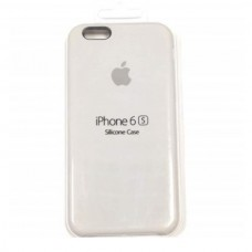 Чехол iPhone 6 Soft-Touch Silicone Case серый 16