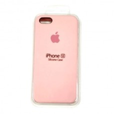 Чехол iPhone 5/SE Soft-Touch Silicone Case розовый 36